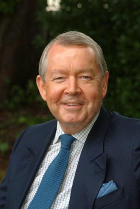 Glynn Jones OBE Chairperson Martin Fisher Foundation 2018