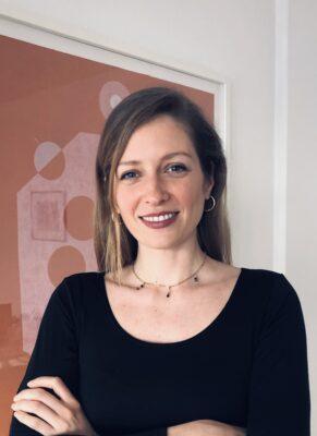 Dr Marija Pantelic Trustee of The Martin Fisher Foundation