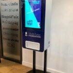 Martin Fisher Foundation Vending machine1